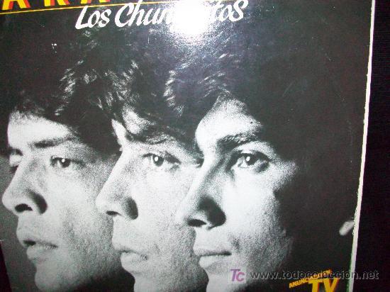 LOS CHUNGUITOS LP DOBLE CARA A CARA (Música - Discos - LP Vinilo - Flamenco, Canción española y Cuplé)