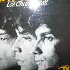 Discos de vinilo: LOS CHUNGUITOS LP DOBLE CARA A CARA. Lote 27411908