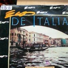 Discos de vinilo: ECOS DE ITALIA-PEPPINO FILIPPO Y SU ORQUESTA-VOL 11- LP-1990-. Lote 18267391