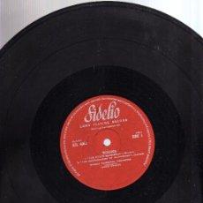 Discos de vinilo: DISCO LP 33 RPM - RICHARD WAGNER - OVERTURES - ORQUESTA DIRIGIDA POR HUGO GRAUTZ.. Lote 18267690
