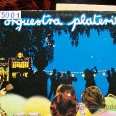 Discos de vinilo: ORQUESTA PLATERIA-MINIATURAS-LP-1978. Lote 18267915