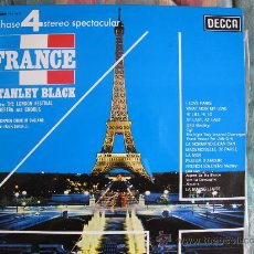 Discos de vinilo: LP - STANLEY BLACK WITH THE LONDON FESTIVAL ORCHESTRA AND CHORUS - FRANCE. Lote 18268121