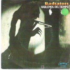 Discos de vinilo: RADIATORS - CONFIDENCIAL ** CHISWICK ESPAÑA 1979. Lote 18269075