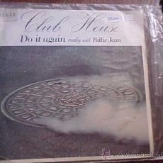Vinyl records - CLUB HOUSE. DO IT AGAIN. BILLIE JEAN. EPIC 1983. DISCO PROMOCIONAL. - 18278197