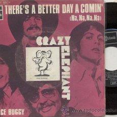 Discos de vinilo: SINGLE 45 RPM / CRAZY ELEPHANT / NA NA NA NA // EDITADO POR EMI ESPAÑA 1970. Lote 18294327