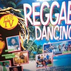 Discos de vinilo: REGGAE DANCING LP DOBLE. Lote 26252274