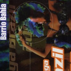 Discos de vinilo: DISCO LP 33 RPM - BARRIO BAHÍA - VENGA BRAZIL 2000.. Lote 18325301