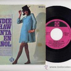 Discos de vinilo: SANDIE SHAW. EP 45 RPM. MARIONETAS EN LA CUERDA EN ESPAÑOL+3. PYE/HISPAVOX 1967. Lote 25941101