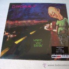 Discos de vinilo: LP DINOSAUR JR WHERE YOU BEEN VINILO 180G. Lote 89350218