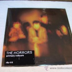Discos de vinilo: 2LP THE HORRORS PRIMARY COLOURS VINILO. Lote 121043312