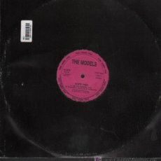 Dischi in vinile: THE MODELS - GOOD TIME - MAXISINGLE - MADE IN ITALY. Lote 18337931