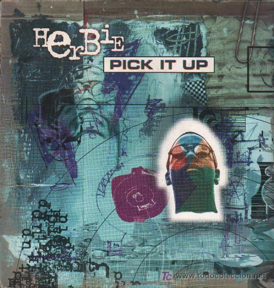 HERBIE - PICK IT UP - MAXISINGLE 1994 (Música - Discos - LP Vinilo - Pop - Rock Extranjero de los 90 a la actualidad)