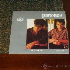 Discos de vinilo: PISTONES SINGLE EL PISTOLERO. Lote 18348532