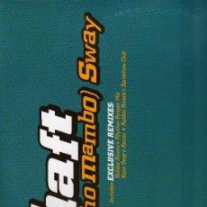 Discos de vinilo: DISCO LP 33 RPM - SHAFT (MUCHO MAMBO) SWAY - TEMPO MUSIC, S. A.. Lote 18358891