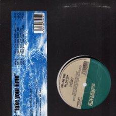 Discos de vinilo: DISCO LP 33 RPM - THE LOVE BITE - TAKE YOUR TIME - HOUSE TEMPO - TEMPO MUSIC, S. A.. Lote 18364399
