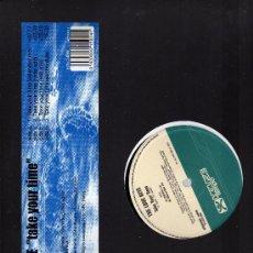 Disques de vinyle: DISCO LP 33 RPM - THE LOVE BITE - TAKE YOUR TIME - HOUSE TEMPO - TEMPO MUSIC, S. A.. Lote 18364471