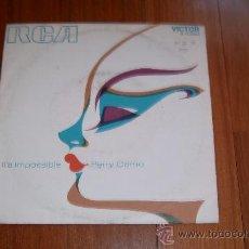 Discos de vinilo: SINGLE PERRY COMO 1971 IT´S IMPOSSIBLE - EN . Lote 18387189