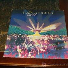 Discos de vinilo: SUPERTRAMP DOBLE LP PARIS. Lote 18390058