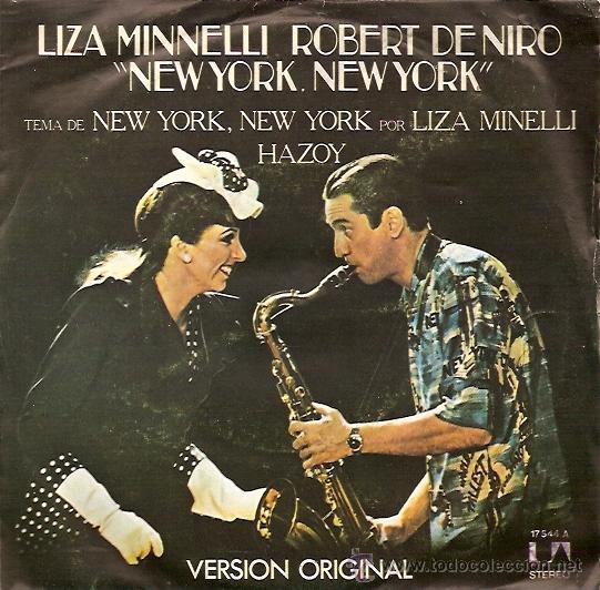 LIZA MINNELLI SINGLE SELLO UNITED ASTISTS AÑO 1977 EDITADO EN ESPAÑA. (Música - Discos - Singles Vinilo - Bandas Sonoras y Actores)