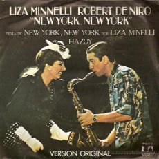 Discos de vinilo: LIZA MINNELLI SINGLE SELLO UNITED ASTISTS AÑO 1977 EDITADO EN ESPAÑA.. Lote 18391053