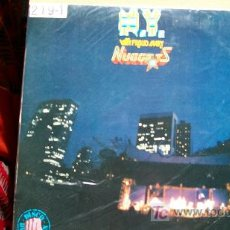 Discos de vinilo: NUGGETS-NY WITH PROUD MARY-1979. Lote 18499657