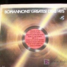 Discos de vinilo: BOHANNONS GREATETS DISCO HITS-LP 1977. Lote 18500256