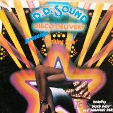 Discos de vinilo: DD SOUND-BURNING LOVE-LP 1977. Lote 18500345