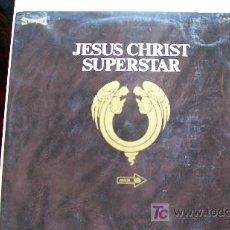Discos de vinilo: JESUS CHRIST SUPERSTAR-DOBLE LP-1971-IAN GILLAN-MURRAY HEAD-YVONNE ELLIMAN. Lote 18506416