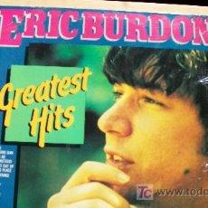 Discos de vinilo: ERIC BURDON -GREATEST HITS-LP-. Lote 18506458