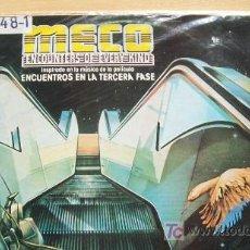 Discos de vinilo: MECO-ENCUENTROS EN LA TERCERA FASE-LP-1978-. Lote 18506597