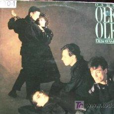 Discos de vinilo: OLE-OLE-DAME-DESATAME-MAXI-45RPM-1983-. Lote 19602997