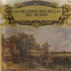 Discos de vinilo: LAS MELODIAS MAS BELLAS DEL MUNDO D-CLASICA-638. Lote 18461096