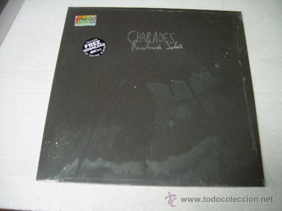 LP CHARADES REVOLUCION SOLAR VINILO + MP3 (Música - Discos - LP Vinilo - Pop - Rock Extranjero de los 90 a la actualidad)
