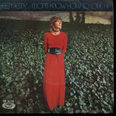Discos de vinilo: HELEN REDDY - I DON'T KNOW HOW TO LOVE HIM / I BELIEVE IN MUSIC - SINGLE 1971. Lote 18716335