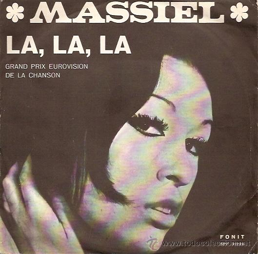 MASSIEL (EUROVISION ´68) SINGLE SELLO FONIT EDITADO EN ITALIA (Música - Discos - Singles Vinilo - Festival de Eurovisión)