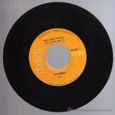 Discos de vinilo: DISCO SINGLE 45 RPM - PALITO ORTEGA - MIRA PARA ARRIBA, MIRA PARA ABAJO - POR UNA NEGRITA.. Lote 18498274