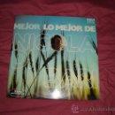 Discos de vinilo: LO MEJOR DE NICOLA DI BARI DOBLE LP SPA RCA SLP 2.9914 VER FOTO ADICIONAL. Lote 18501025