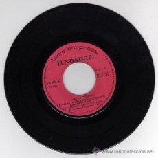 Discos de vinilo: DISCO SINGLE 45 RPM - LOS VALDEMOSA - OJOS DE ESPAÑA - MONSIEUR DUPONT - Y DOS MÁS.. Lote 18502631