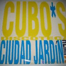 Discos de vinilo: CIUDAD JARDIN - MAXI - PROMO . Lote 18503983