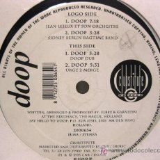 Discos de vinilo: DOOP - DOOP - MAXI CLUBSTITUTE RECORDS 1993 (HOUSE) BPY. Lote 18519466