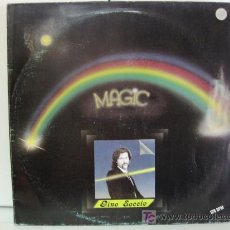 Discos de vinilo: GINO SOCCIO - MAGIC - MAXI ZYX RECORDS 1986 (SYNTH-POP, DISCO) BPY. Lote 26487075