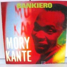 Discos de vinilo: MORY KANTE - BANKIERO - MAXI BARCLAY 1990 (HOUSE) BPY. Lote 18525699