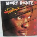 Discos de vinilo: MORY KANTE - TAMA - MAXI BARCLAY 1988 (HOUSE) BPY. Lote 158475124
