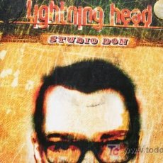 Discos de vinilo: STUDIO DON-LIGHTNING HEAD-DOBLE LP -2002-. Lote 18536305