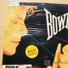 Discos de vinilo: DAVID BOWIE-CHINA GIRL-MAXI 45RPM-1983-. Lote 19188538