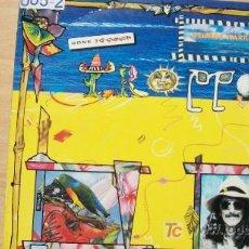 Discos de vinilo: GEORGE HARRISON-GONE TROPPO-LP 1982-. Lote 19188850