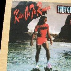 Discos de vinilo: EDDY GRANT-KILLER ON THE RAMPAGE-LP1982-. Lote 19190296