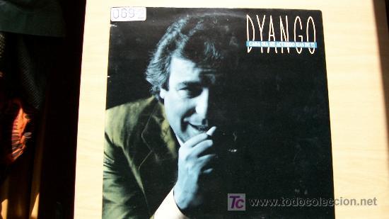 DYANGO-CADA DIA ME ACUERDO MAS DE TI -LP 1986- (Música - Discos - LP Vinilo - Solistas Españoles de los 70 a la actualidad)