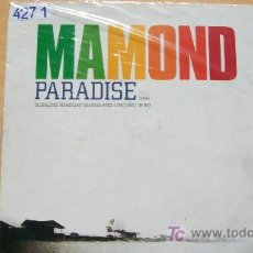 Discos de vinilo: MAMOND-PARADISE-LP-2002-. Lote 20255177