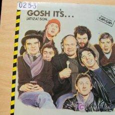 Discos de vinilo: BAD MANNERS-ATIZA SON...MAGNET 1981-. Lote 20770953